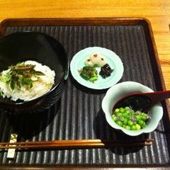 Photo taken at Kajitsu by Shizuka M. on 6/13/2011