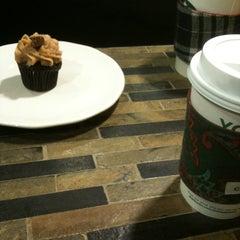 Photo taken at Starbucks by Joshua M. on 3/20/2011