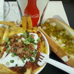 Photo taken at New York Fries 코엑스 by @파쿠당_ on 1/15/2011