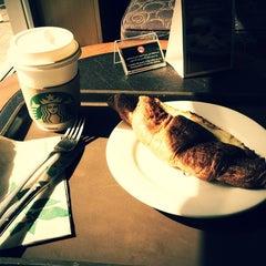 Photo taken at Starbucks Coffee | ستاربكس by Khalifa on 2/14/2012