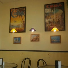 Photo taken at Rey's Cuban Cafe by Johnna R. on 9/1/2011