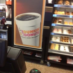 Photo taken at Dunkin Donuts by Andrew on 6/17/2012