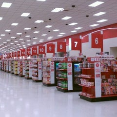 Photo taken at Super Target by Harrison P. on 1/22/2012