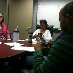 Photo taken at WRCB-TV 3 Meeting Room by ANTWAN H. on 9/6/2011