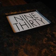 Photo taken at NineThirty by Diane W. on 7/1/2012