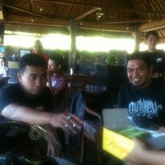 Photo taken at Coral View Villas Bali by Cok Gde K. on 7/29/2012