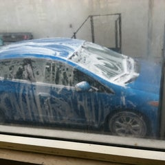 Photo taken at Town Center Car Wash/Chevron by Becky S. on 1/10/2012
