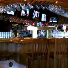 Photo taken at Red Brick Station Restaurant & Brew Pub by Steven H. on 9/4/2011