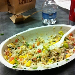 Photo taken at Chipotle Mexican Grill by Lillie R. on 2/22/2012