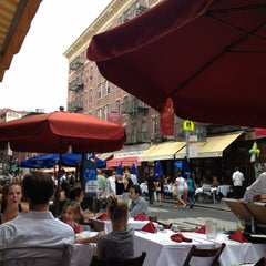 Photo taken at Sofia's of Little Italy by Derick L. on 8/3/2012