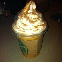 Photo taken at Starbucks by Francesca on 9/4/2012