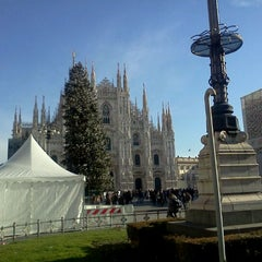 Photo taken at Bar Duomo by Anton H. on 12/31/2011