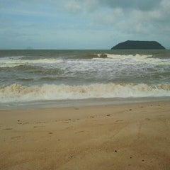 Photo taken at Demong Beach Resort by Aneetta on 12/23/2011