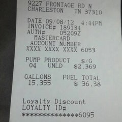 Photo taken at Ponderosa Truck Stop by Claude J. on 9/8/2012