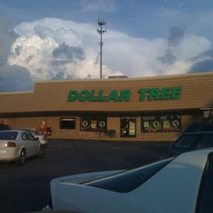 Photo taken at Dollar Tree by Missy B. on 8/9/2011