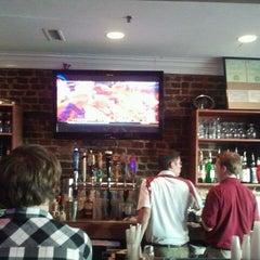 Photo taken at Kickin' Chicken Downtown Charleston by Kelly S. on 9/24/2011