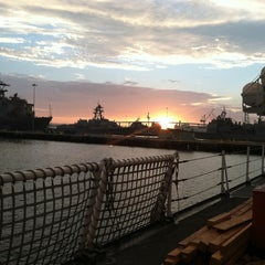 Photo taken at Naval Station San Diego by Jenni T. on 9/7/2011