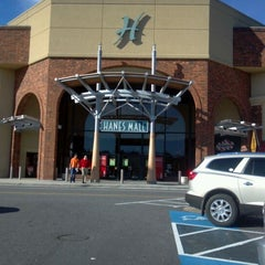 Photo taken at Hanes Mall by Champ P. on 12/26/2011