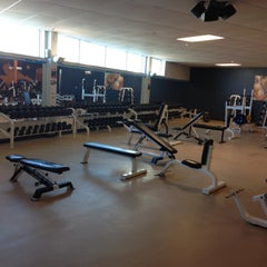 Photo taken at Algonquin College Fitness Zone by Algonquin College on 8/24/2012