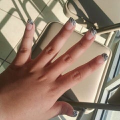 Photo taken at De-Top Nail Spa by Maghan P. on 8/23/2011