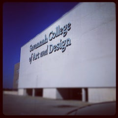 Photo taken at SCAD - Savannah College of Art and Design by Anthony M. on 10/24/2011