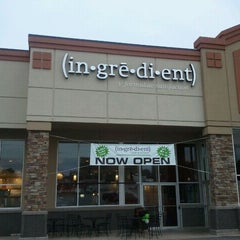 Photo taken at Ingredient by Edward M. on 5/29/2011