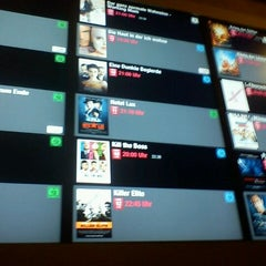 Photo taken at CinemaxX Potsdamer Platz by Yvonne H. on 11/25/2011