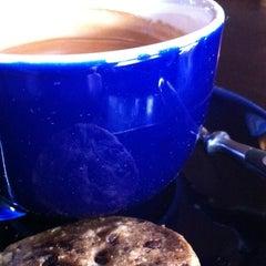 Photo taken at Blue Frog 蓝蛙 by Winny W. on 1/22/2012