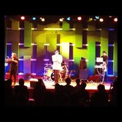 Photo taken at World Cafe Live by Handel C. on 4/24/2012