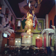 Photo taken at Prickly Pear Taqueria by Jon G. on 4/22/2012