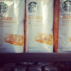Photo taken at Starbucks by Evangeline B. on 1/25/2012
