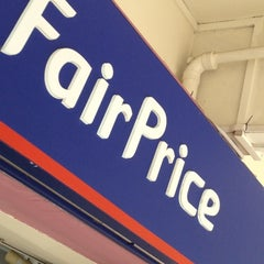 Photo taken at NTUC Fairprice by Stuart M. on 6/30/2012