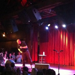Photo taken at The Bell House by Brandon B. on 10/1/2011