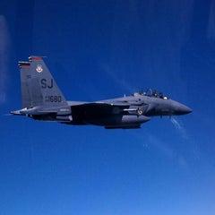 Photo taken at Seymour Johnson AFB by John M. on 7/17/2011