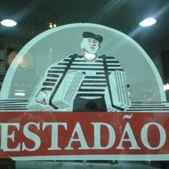 Photo taken at Estadão Bar & Lanches by Ph F. on 1/12/2012