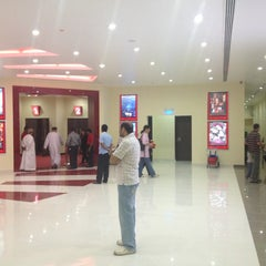 Photo taken at City Cinema, MGM by Khalphan A. on 7/4/2012