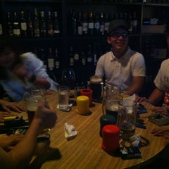 Photo taken at d'TREE Beer & Wine Gallery by Max Y. on 9/5/2012