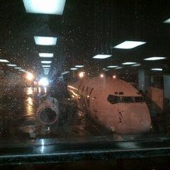Photo taken at Gate 9 - Aeropuerto El Dorado by Carlos S. on 6/12/2012