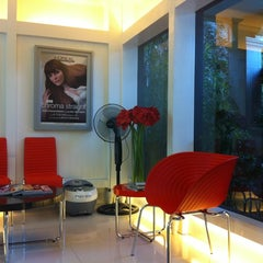 Photo taken at Emerald House of Beauty by Ercille D. on 4/15/2012