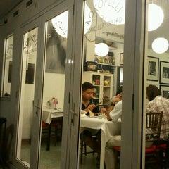 Photo taken at Kokopelli, Traveller's Bistro by Adrian C. on 3/18/2012