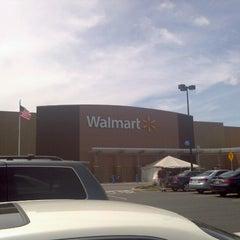 Photo taken at Walmart Supercenter by Derek M. on 8/7/2012