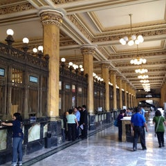 Photo taken at Correos de México by Oscar V. on 7/13/2012