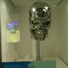 Photo taken at Science Fiction Museum and Hall of Fame by Mario A. on 9/6/2012