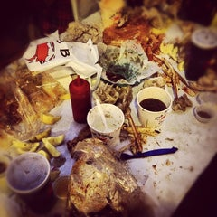 Photo taken at The Boiling Crab by Zack M. on 4/5/2012