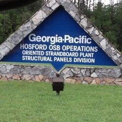 Photo taken at Georgia-pacific Wood Products LLC by James H. on 3/13/2012