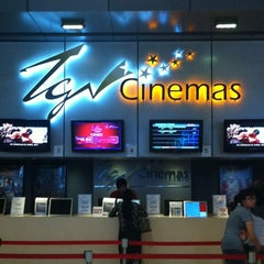 Photo taken at TGV Cinemas by Shahriz@n A. on 2/11/2012