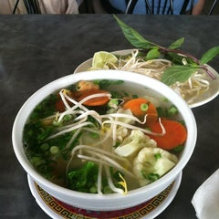 Photo taken at Pho Today by Courtney J. on 3/18/2012