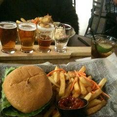 Photo taken at Cisco Brew Pub of Nantucket by katherine h. on 4/16/2012