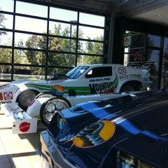 Photo taken at John Force Racing by Jari N. on 4/15/2012