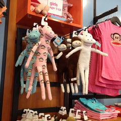 Photo taken at Paul Frank Store by Jude D. on 5/12/2012